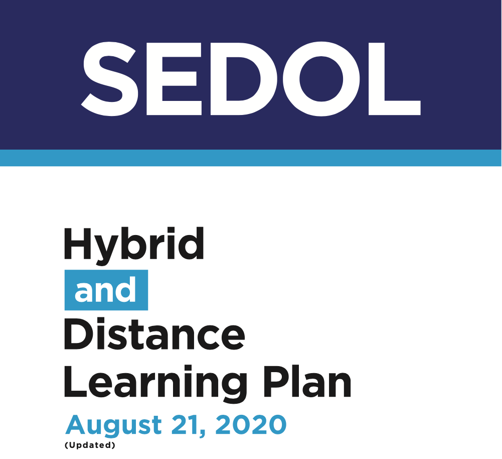 Hybrid and Distance Learning Plan